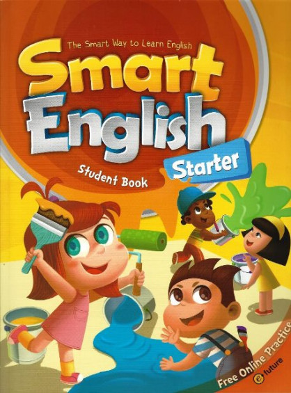 Smart English Starter Student Book +2 CDs +Flashcards