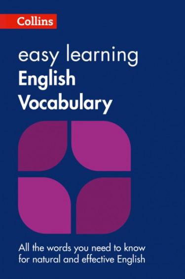 Easy Learning English Vocabulary (2nd Ed)