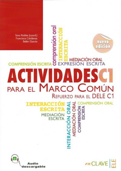 Actividades C1 para el Marco Común +Audio descargable (nueva edición)