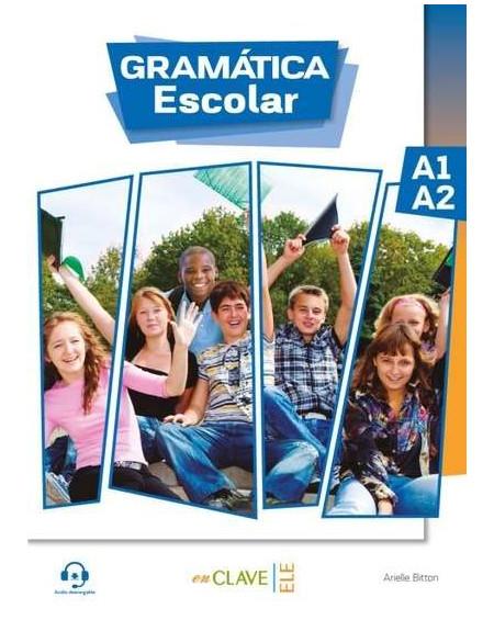 Gramática escolar A1-A2 +Audio descargable
