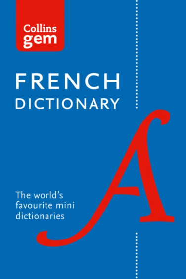 Collins Gem French Dictionary (12th Ed)