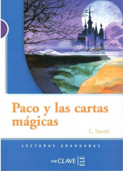 Paco y las cartas mágicas (LG Nivel-1)