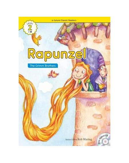Rapunzel +Hybrid CD (eCR Level 2)