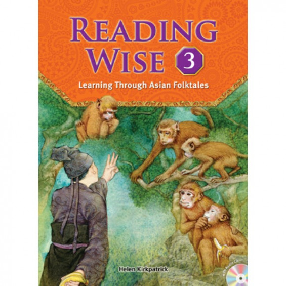Reading Wise - Learning Through Asian Folktales 3
