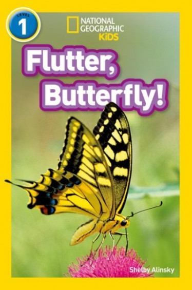Flutter, Butterfly! (National Geographic Readers 1)