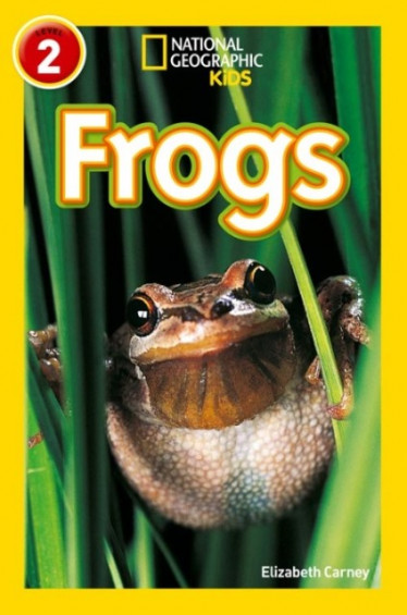 Frogs (National Geographic Readers 2)