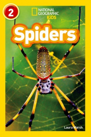 Spiders (National Geographic Readers 2)