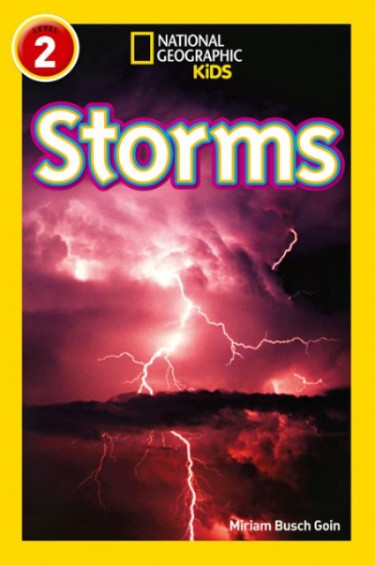 Storms (National Geographic Readers 2)