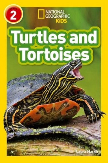 Turtles and Tortoises (National Geographic Readers 2)