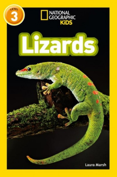 Lizards (National Geographic Readers 3)
