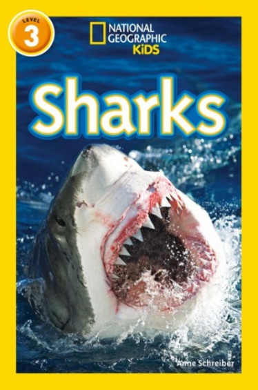 Sharks (National Geographic Readers 3)