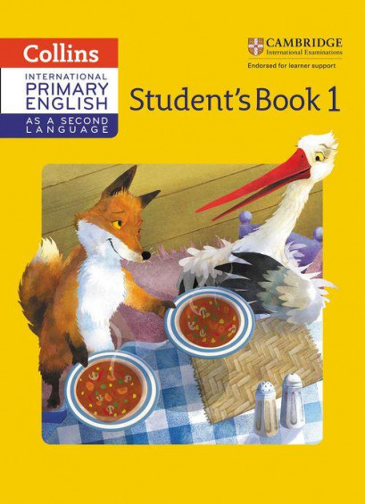 Collins International Primary English as a Second Language - Student Book Stage 1