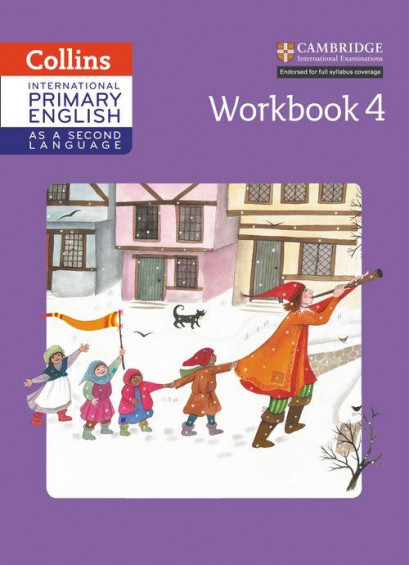 Collins International Primary English as a Second Language - Workbook Stage 4