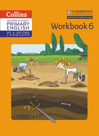 Collins International Primary English as a Second Language - Workbook Stage 6
