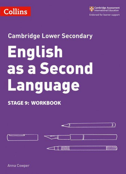 Cambridge Lower Secondary English as a Second Language - Workbook Stage 9