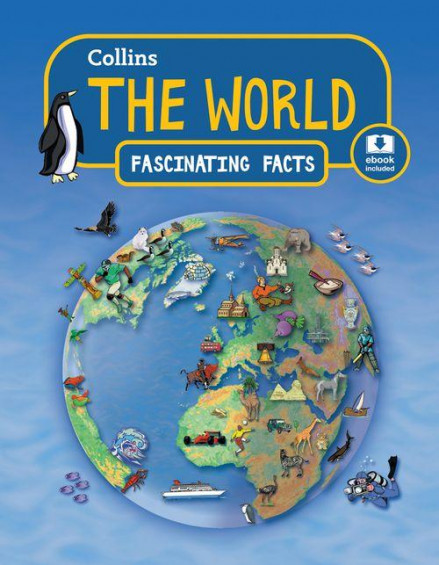 The World –ebook included (Fascinating Facts)