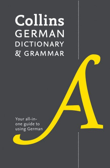 Collins German Dictionary and Grammar (8th edition)
