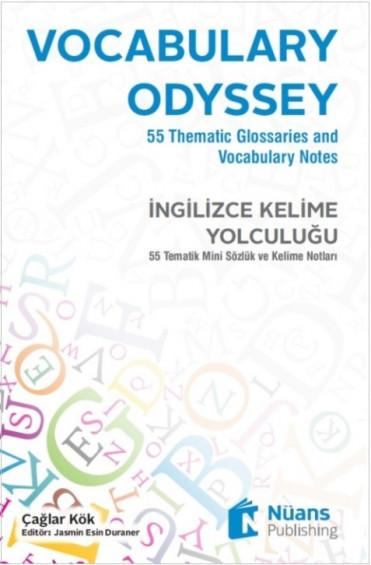 Vocabulary Odyssey – İngilizce Kelime Yolculuğu
