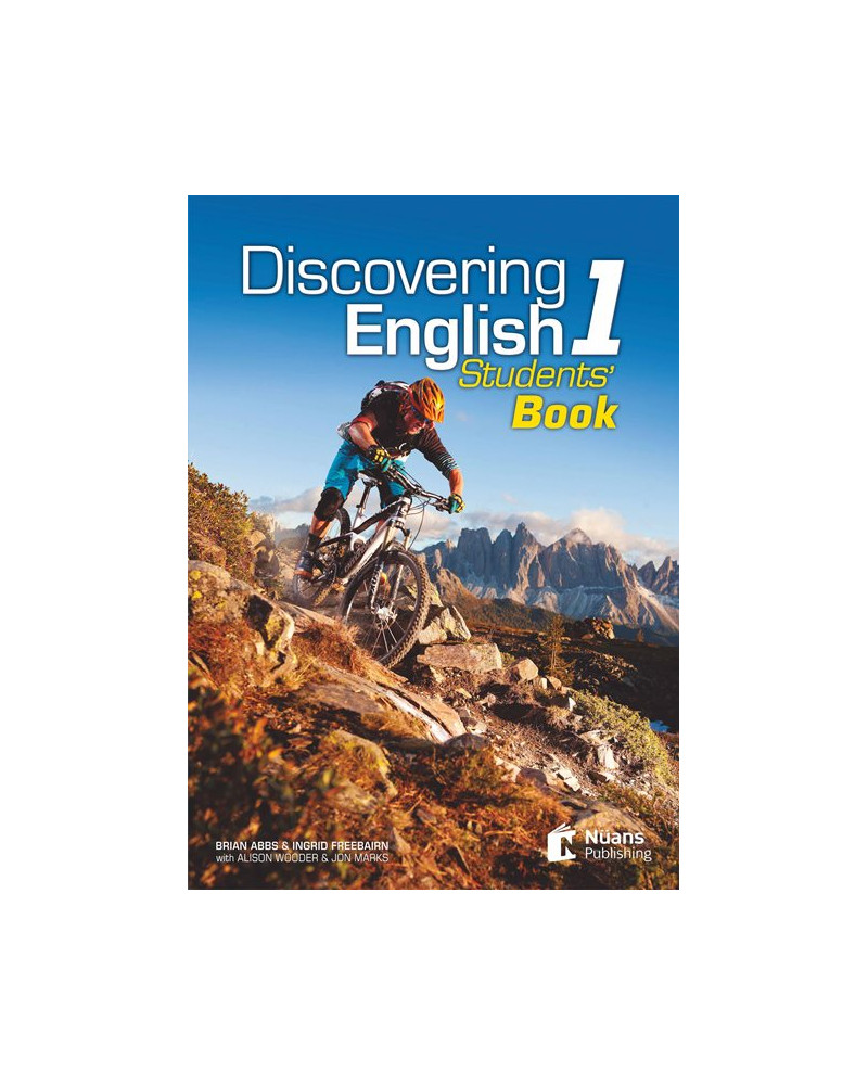 Discovering English 1 - Students' Book