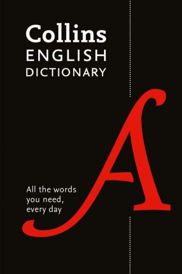 Collins English Dictionary (8th edition)