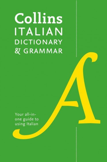 Collins Italian Dictionary and Grammar (4th edition)