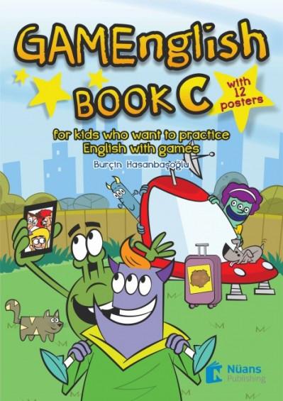 GAMEnglish Book C +12 posters