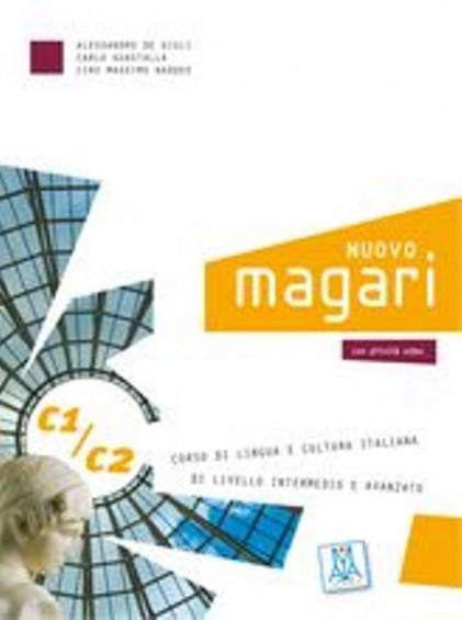 Nuovo Magari C1/C2 libro +2 CD