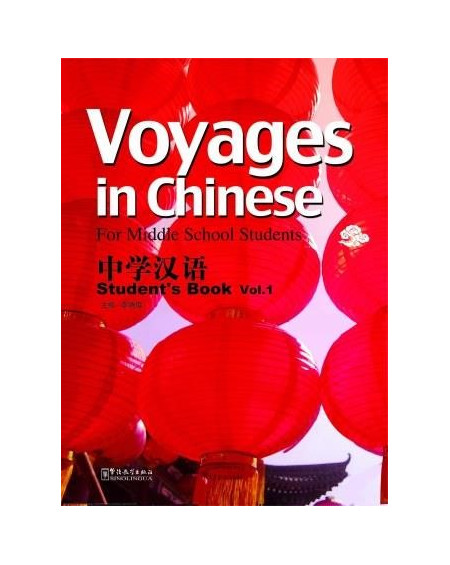 Voyages in Chinese 1 Student's Book +MP3