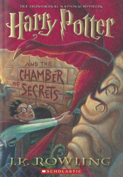 Harry Potter and the Chamber of Secrets (Harry Potter #2)