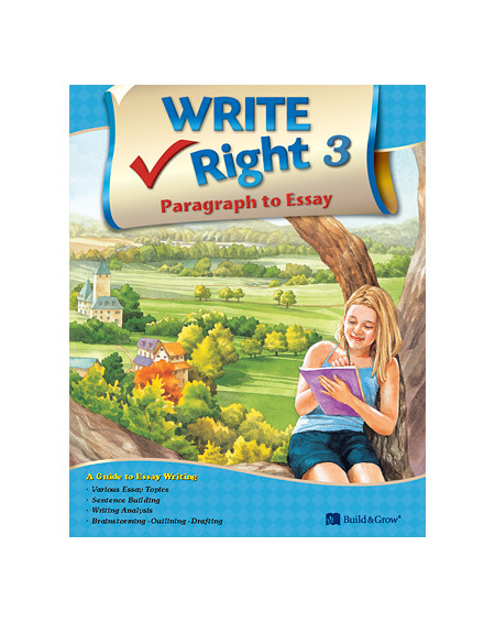 Write Right: Paragraph to Essay 3