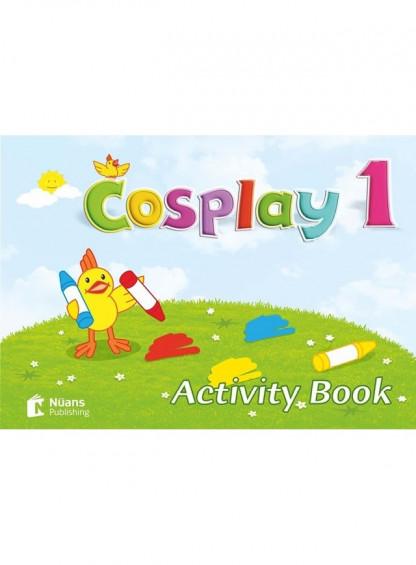 Cosplay 1 Activity Book
