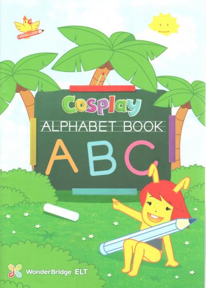 Cosplay Alphabet Book