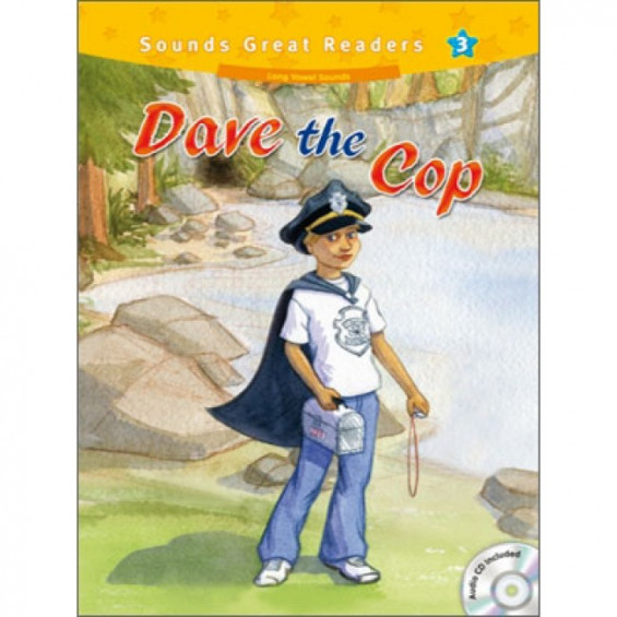 Dave the Cop +CD (Sounds Great Readers)