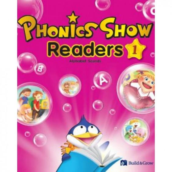 Phonics Show Readers 1