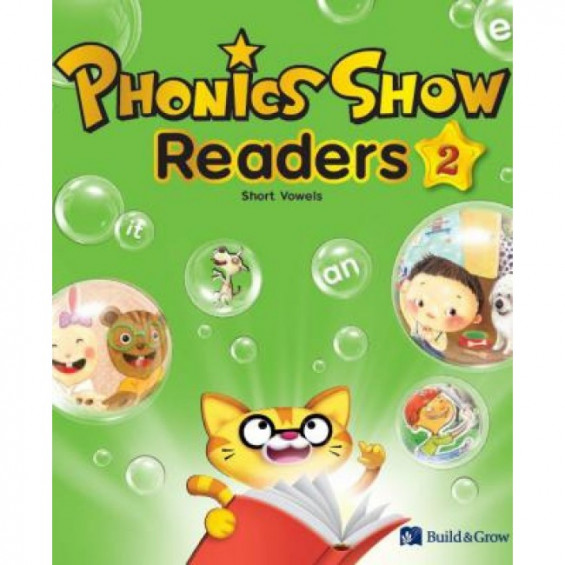 Phonics Show Readers 2