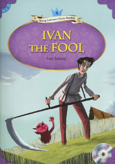 Ivan the Fool (with MP3 CD) [YLCR]