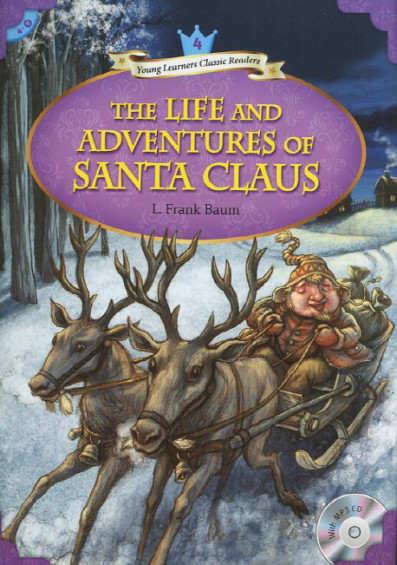 Adventures of Santa Claus (with MP3 CD) [YLCR]