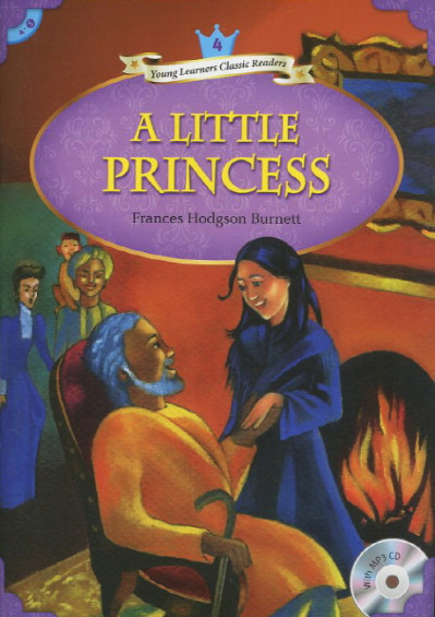 A Little Princess (with MP3 CD) [YLCR]