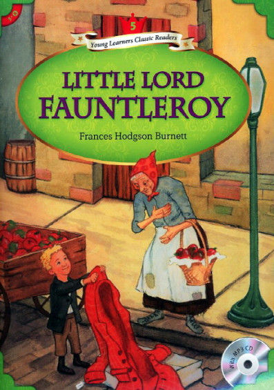 Little Lord Fauntleroy (with MP3 CD) [YLCR]