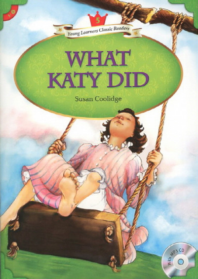 What Katy Did (with MP3 CD) [YLCR]