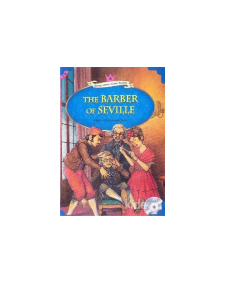 The Barber of Seville (with MP3 CD) [YLCR]