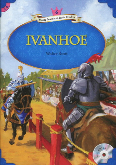 Ivanhoe (with MP3 CD) [YLCR]