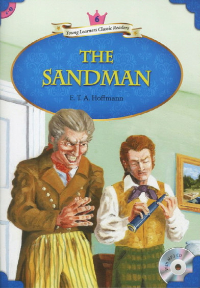 The Sandman (with MP3 CD) [YLCR]