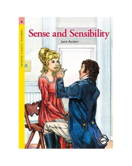 Sense and Sensibility +MP3 CD