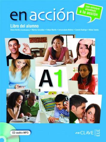 En Acción A1 - Libro del alumno