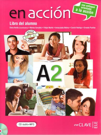 En Acción A2 - Libro del alumno