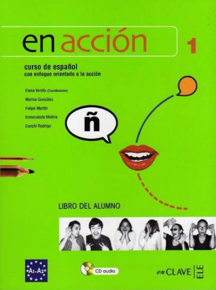 En Acción 1 - Libro del alumno