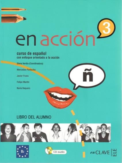 En Acción 3 - Libro del alumno