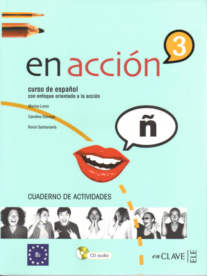 En Acción 3 - Cuaderno de actividades