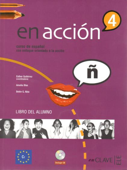 En Acción 4 - Libro del alumno